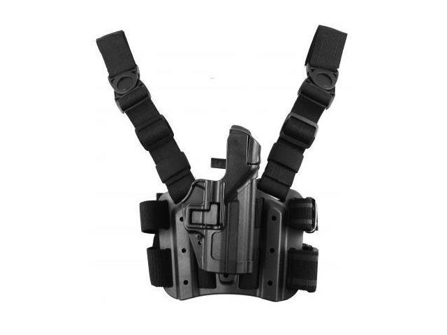 BlackHawk Serpa Tactical Level 3 Holster, Black, Right Hand, H&K USP Comp / H&K