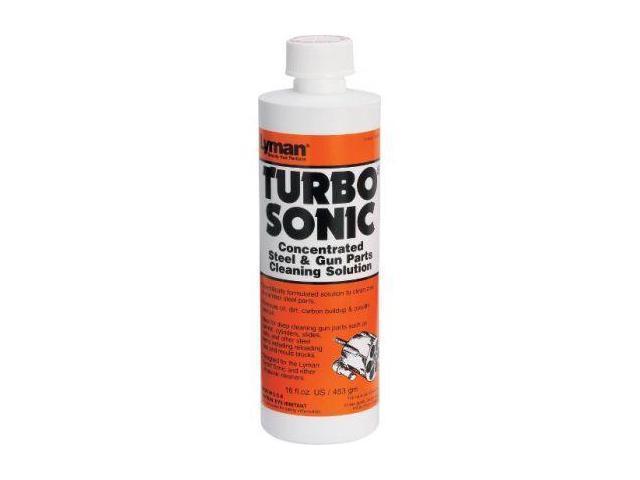 Lyman Turbo Sonic  Gun Parts Cleaning Solution 7631707