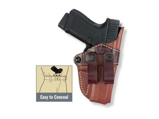 Gould & Goodrich  Inside Pants Holster Chestnut Brown for 1911 Pistols wi