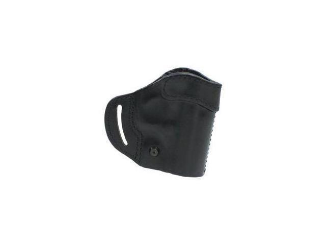 BlackHawk Leather Compact Askins Holster, Black, Right Hand - Sig 220/225/226