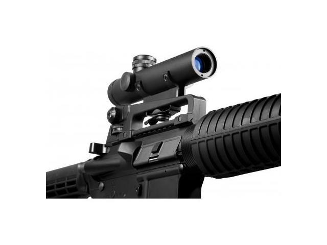 Barska AC10838 - 4x20 M-16 Carry Handle, Electro Sight Scope