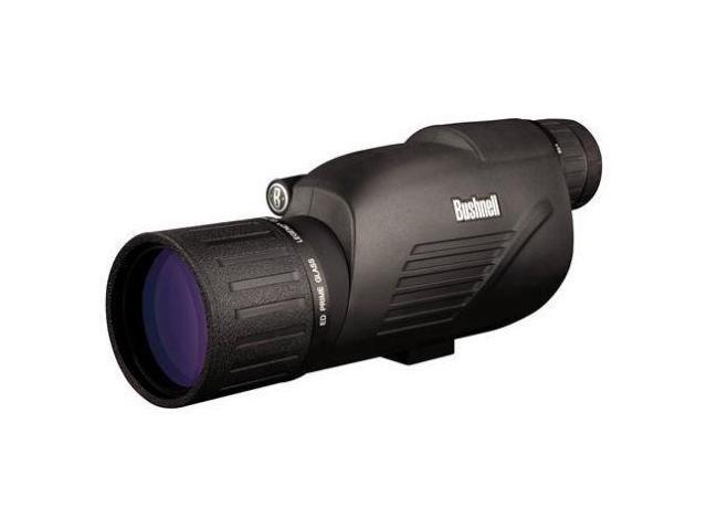 Bushnell 15-45x60mm Legend Ultra HD Black Straight Spotting Scope w/ ED Prime Gl