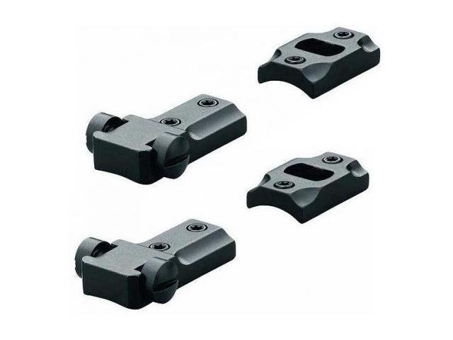 Leupold Standard 2 Piece Mount Base, Remington 710 STD, Matte Black