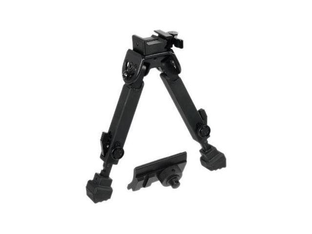 Leapers UTG Rubber Armored Full Metal Quick Detach Bipod TL-BP20Q