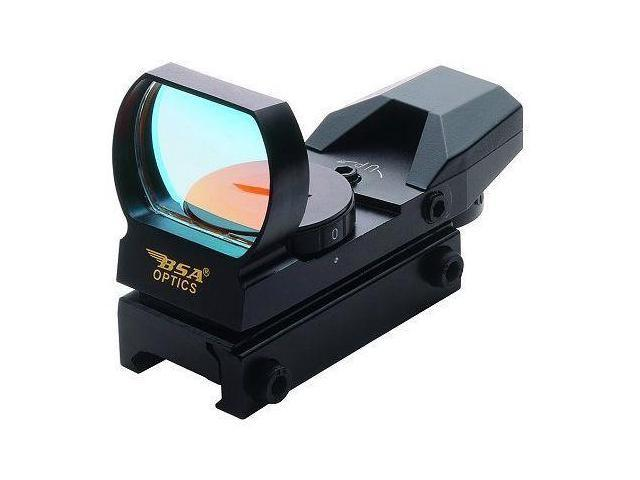 BSA Optics Panoramic Multi Reticle Sight Clam Pack PMRSCP