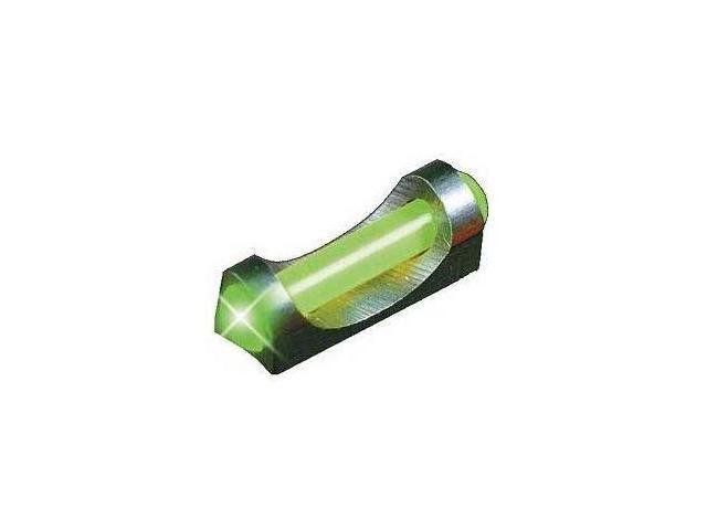 TruGlo Fat Bead Shotgun Replacement Sight, Green, 5-40 Thread -