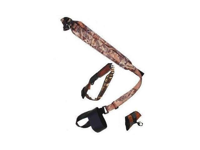 Outdoor Connection Mossy Oak Break Up Padded Shotgun Sling