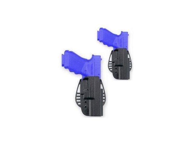 Uncle Mike's Kydex Paddle Holsters - Size 27, Right Hand 5427-1