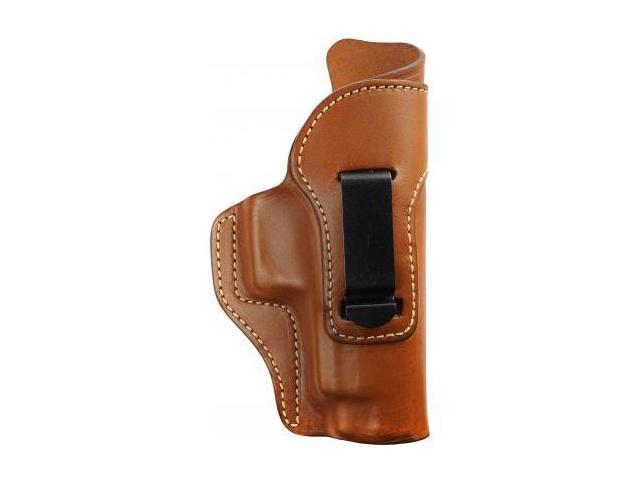 Blackhawk Inside Pants w/Clip Holster, Brown - 1911 Commander, Right Hand