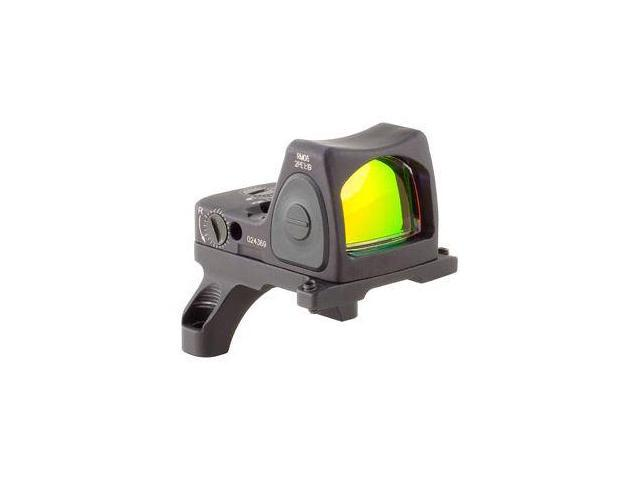 Trijicon RMR Sight Adjustable LED 3.25 MOA Red Dot Sight w/ RM35 ACOG Mount RM06