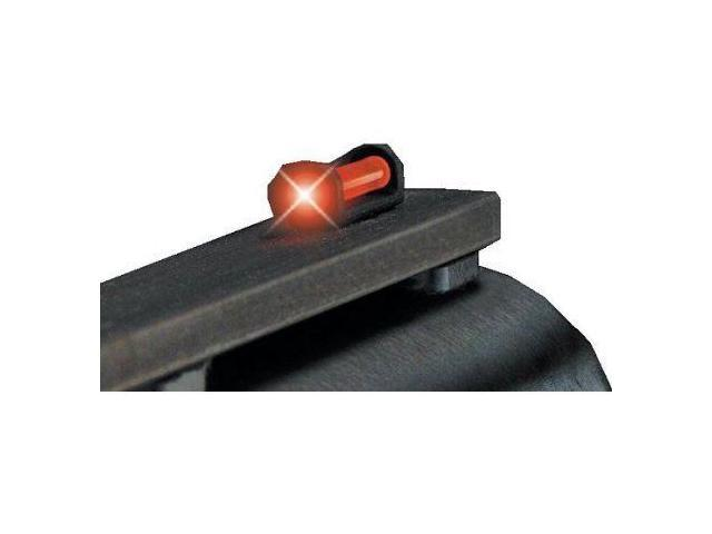 TruGlo Longbead Shotgun Sight - Red, Remington, 6-48 Base -