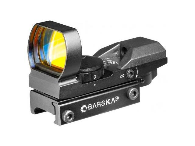 Barska Multi-Reticle 1x Electro Sight