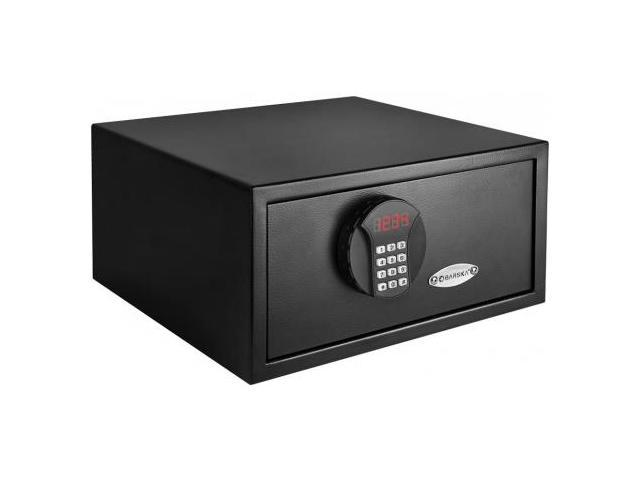 Barska Digital Keypad Safe, Black - 16.5x14.5x7.75in Exterior