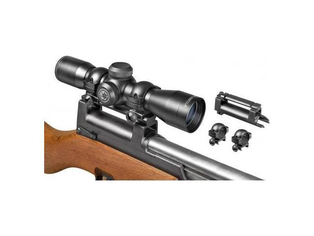 4X32 CONTOUR,SKS SCOPE,30/30,BLK