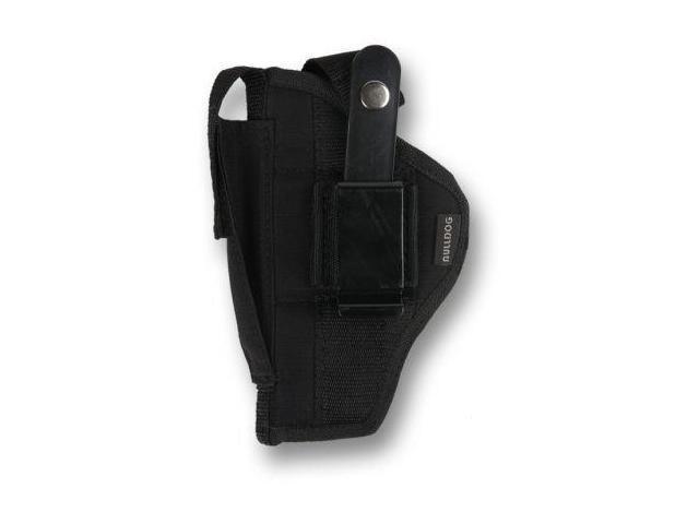 Bulldog Cases Extreme Belt Clip Pistol Holster for Compact Autos w/ light FSN-19