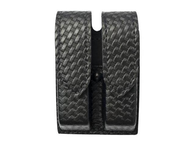 Safariland 277 Quad Magazine Holder - Synthetic Basket Weave, Ambidextrous 277-5