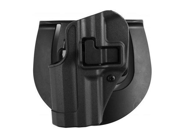 BlackHawk Sportster SERPA Holster, Gunmetal Gray, Left Hand - HK US Full - 41351