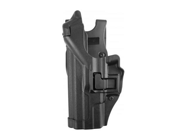 Blackhawk SERPA Level 3 ALS Duty Holster, Left Hand, Black, Matte - SigPro 2022