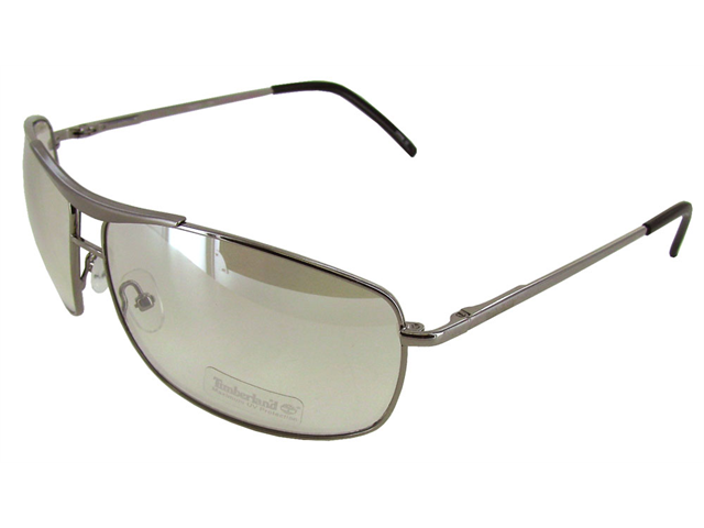 Timberland 3031 Slick Monochromatic Aviator Sunglasses