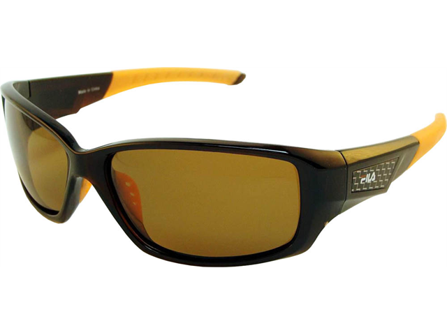 Fila 'SF003P' Polarized Athletic Sunglasses