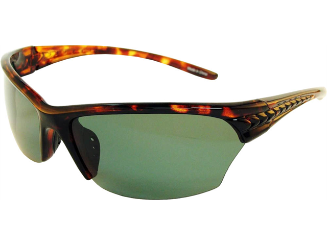Fila 'SF013P' Polarized Athletic Sunglasses