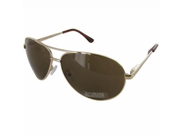 Kenneth Cole '1184' Classic Aviator Sunglasses