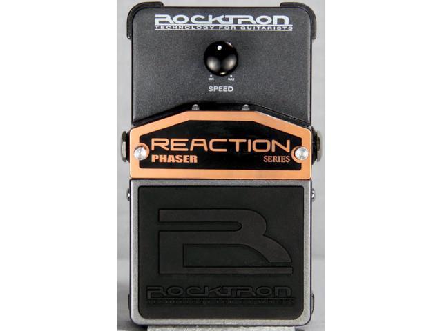 Rocktron Reaction Phaser Pedal