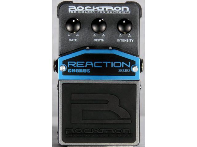 Rocktron Reaction Chorus Pedal
