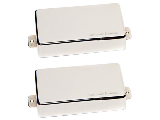 Seymour Duncan Blackouts Active Humbucker Set - nickel