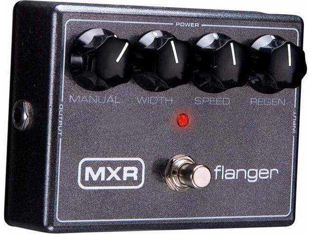MXR M-117R Flanger Re-Issue w/AC adapter