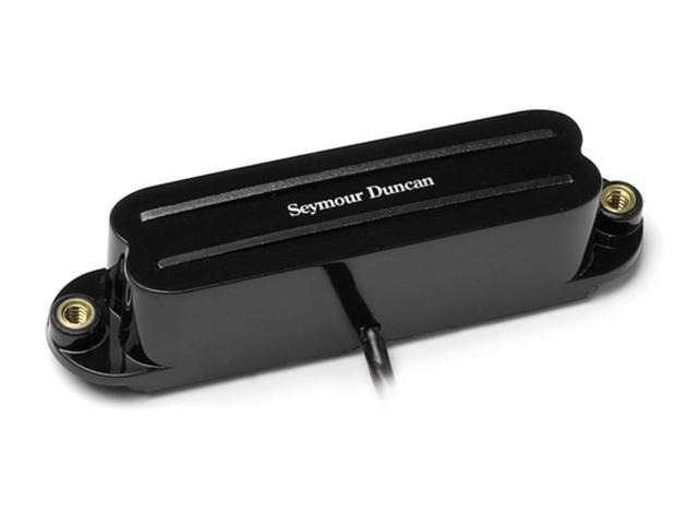 Seymour Duncan SCR-1 Cool Rails for Strat - black, neck middle