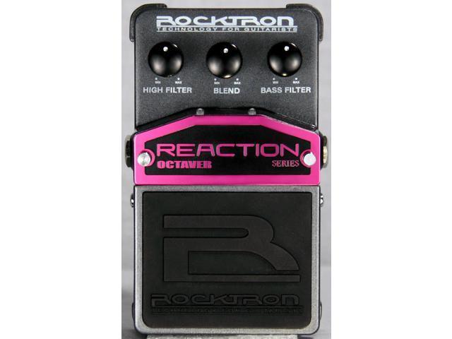 Rocktron Reaction Octaver Pedal