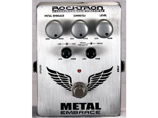 Rocktron Metal Embrace Distortion - Boutique Series