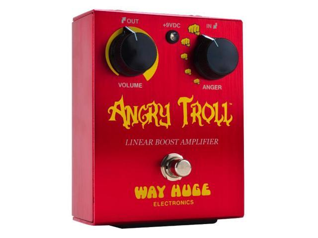 Way Huge Electronics Angry Troll Linear Boost Amplifier WHE-101