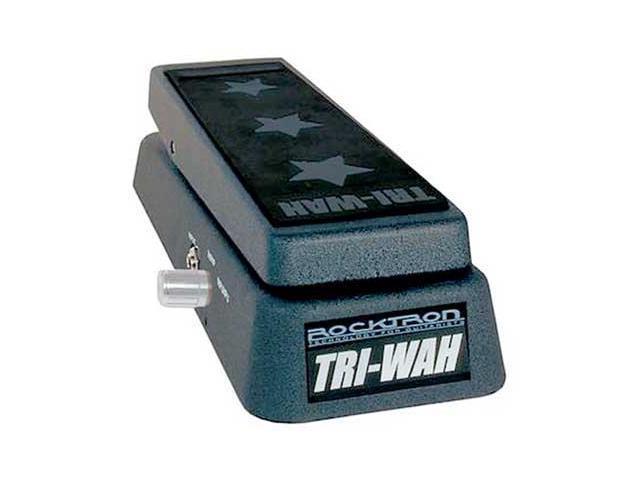 Rocktron Tri-Wah Guitar/Bass Wah pedal