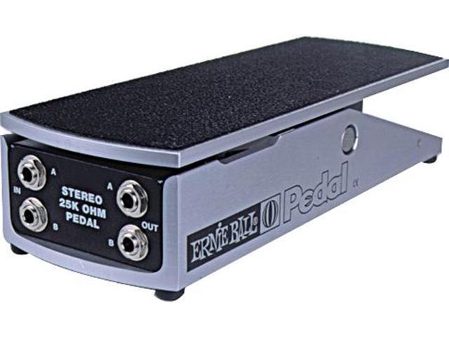 Ernie Ball 6167 25K Stereo Volume Pedal - Active
