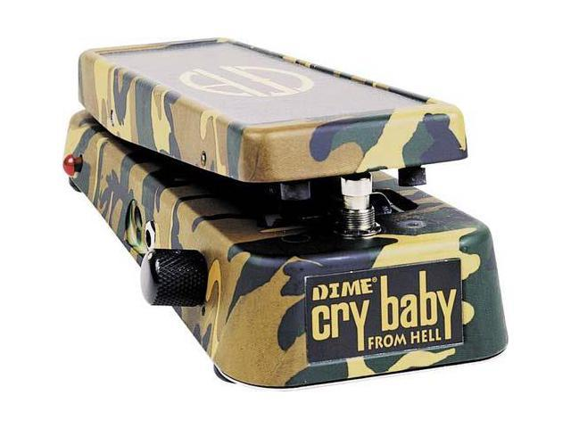 Dunlop DB-01 Dime Crybaby Wah