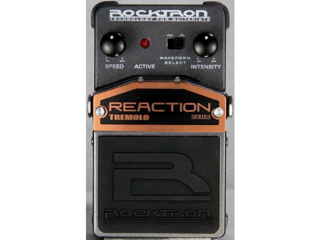 Rocktron Reaction Tremolo Pedal