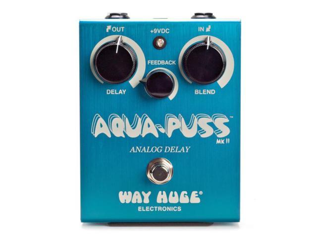 Way Huge Electronics Aqua Puss MkII Analog Delay WHE-701
