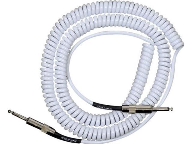 Lava Retro Coil Cable 20 ft straight to straight 1/4