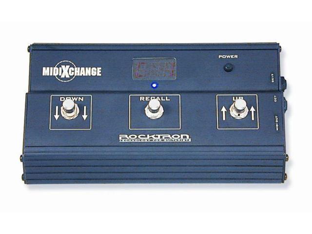 Rocktron MIDI Xchange Foot Controller