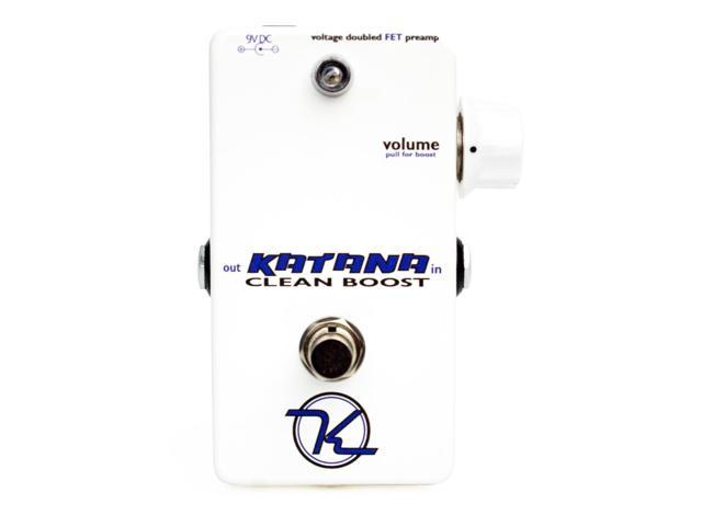 Keeley Electronics Katana Boost Clean Boost / Pre-amp