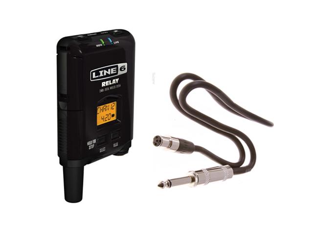 line 6 tbp12 relay belt pack transmitter for g55 g50 g90 wireless new. Black Bedroom Furniture Sets. Home Design Ideas