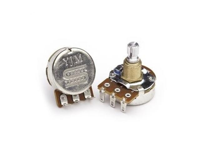 Seymour Duncan Yngwie Malmsteen YJM-500k High Speed Potentiometer Pot NEW
