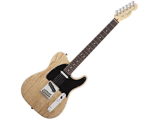 Fender American Standard Telecaster Electric Guitar Rosewood Natural Tele NEW
