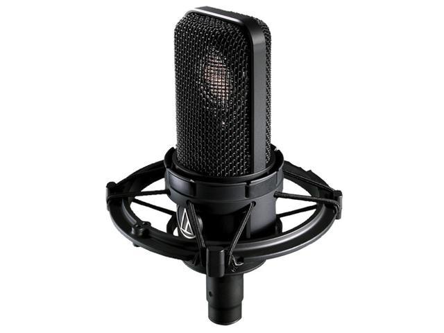Audio Technica AT4040 Cardioid Condenser Microphone Mic w/ Shock Mount NEW