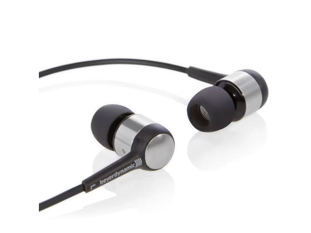 Beyer Dynamic DTX-101iE In-Ear Silver Earbud Headphones