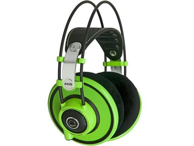 AKG Quincy Jones Q701 Q-701 Professional Studio Headphones Green NEW