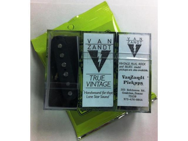 Van Zandt True Vintage/TV-Plus Pickup Set FREE EB2221 Ernie Ball Strings