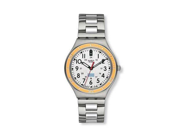 Swatch Irony Master Class Men's Watch - YGS462G